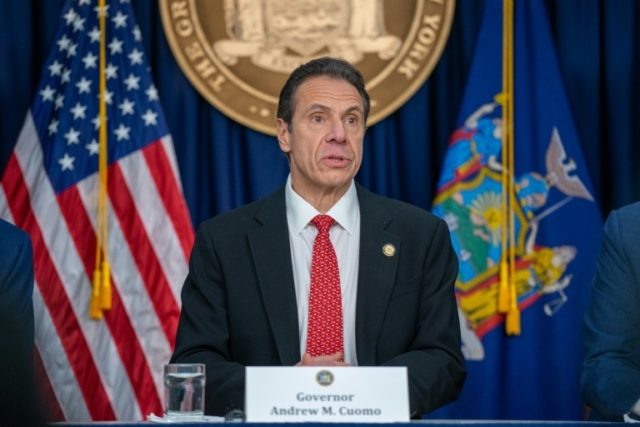 As coronavirus cases rise, New York state declares emergency