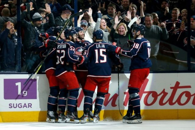 Blue Jackets go against state's recommendation of spectator-less games