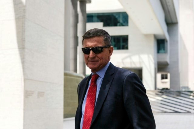 Trump considering full pardon for ex-adviser Michael Flynn