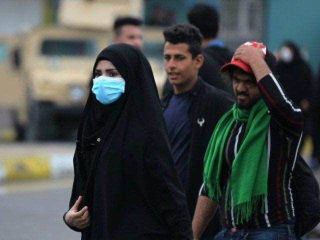 Iraqi Shiite pilgrims defy curfews and coronavirus