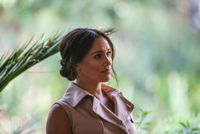 Meghan to begin new life by narrating Disney elephant film