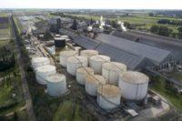 Oil storage buckles as virus saps demand