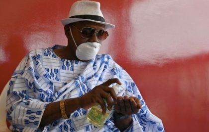 Kings and chiefs fight coronavirus in Ivory Coast