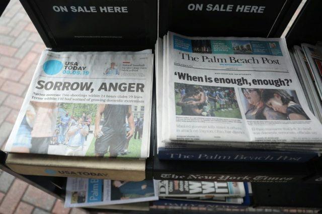 Gannett plans furloughs, pay cuts as media's virus woes mount