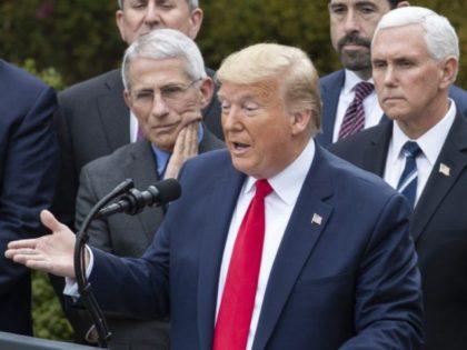 Michigan Man Credits President Trump for Surviving Coronavirus, Says Gov. Whitmer 'Sentencing People to Death'