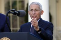 Dr. Anthony Fauci Cautions Jim Acosta for Taking 'Soundbite' Out of Context