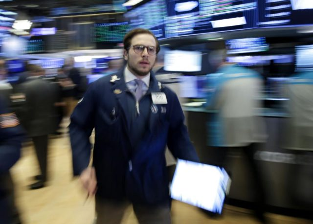 Dow plummets more than 1,400 points on coronavirus, oil concerns