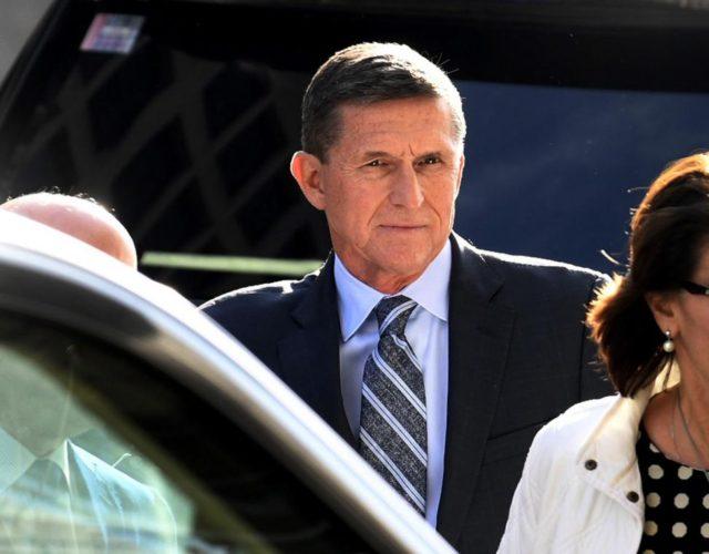 Donald Trump considering full pardon of Michael Flynn citing missing files