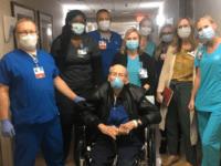 Gerald, 90-year-old coronavirus survivor