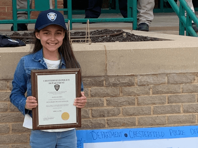 """""""A little kindness can change the world"""" -10 year old Hannah Imig. 10 year old Wildwood resident and Babler Elementary 5th grade student Hannah Imig heard on the news that Chesterfield Police Officers were going to lose some of their pay due to financial issues resulting from the pandemic. She …"""