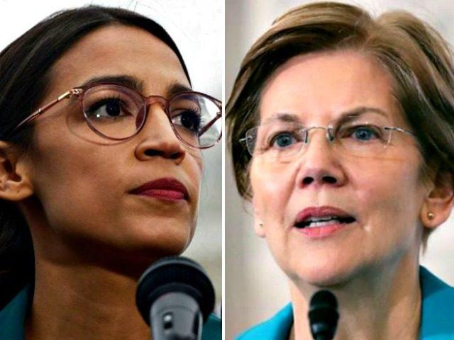 AOC and Elizabeth Warren