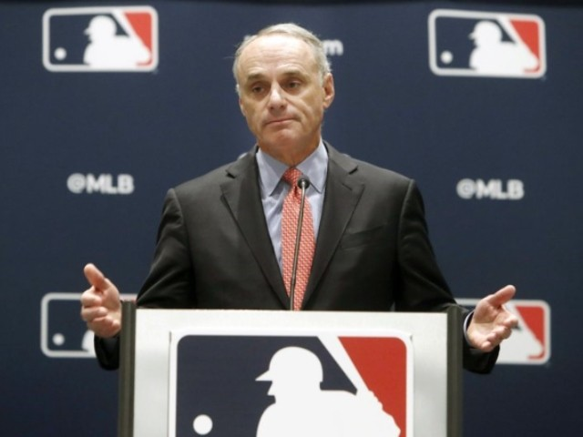 MLB Suspends Political Donations After Capitol Riots