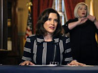 Gov. Gretchen Whitmer Shrugs over Unemployment Computer Failure