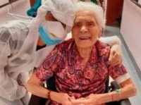 104-Year-Old Grandmother Becomes World's Oldest to Survive Coronavirus