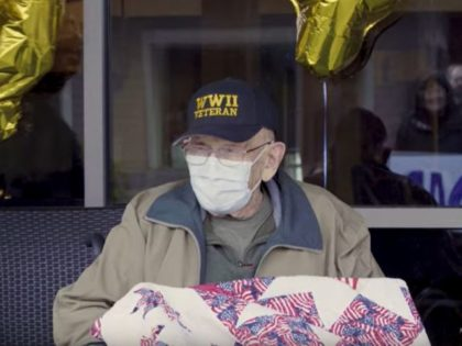 104-year-old World War II Veteran Beats Coronavirus