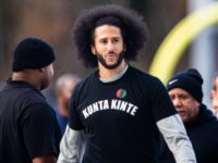 Kaepernick: 'White Supremacist Institution of Policing…Must Be Abolished'