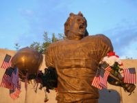 Sports World Marks 17-Year Anniversary of Pat Tillman's Death