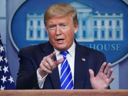 Donald Trump (Mandel Ngan / Getty)