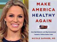 Dr. Nicole Saphier, Make America Healthy Again Book
