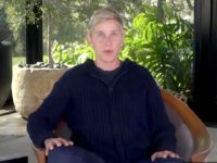 Ellen DeGeneres Compares Isolation in L.A. Mansion to Jail