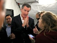 Gavin Newsom's 'Nightmare Scenario': 'A Candidate with ... Star Power'