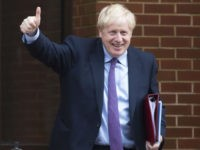 UK PM Boris Johnson Leaves Intensive Care, 'Making Positive Steps, In Good Spirits'