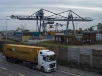 Purfleet Port, Where Trailer With Smuggled Migrants Reached UK