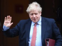 UK PM Boris Johnson Admitted to Hospital Over Coronavirus Infection