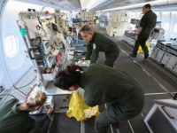 Grounded Aircraft, High Speed Trains Converted for New Coronavirus Response Roles