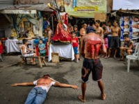 Philippines Cancels Good Friday Crucifixions, But Flagellations Continue