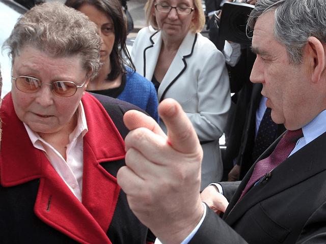 Gordon Brown AP