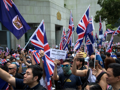 UK, U.S. Condemn Communists for Breaking Sino-British Treaty to Crack Down on Hong Kong Activists