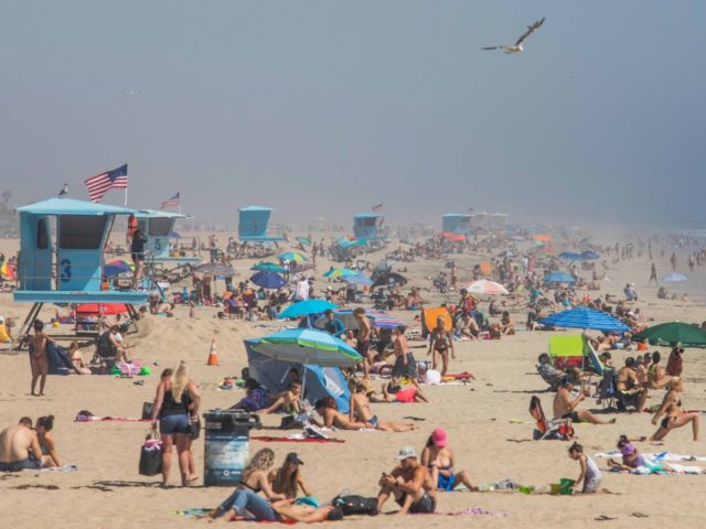 Governor orders Orange County beaches to close, but others can stay open