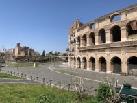Photo Essay: Rome as Coronavirus Ghost Town