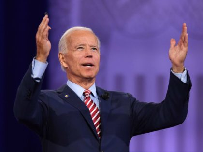 Joe Biden LGBTQ forum (Robyn Beck / AFP / Getty)