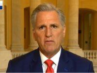 McCarthy: Pelosi's Coronavirus Response 'Pure Politics'