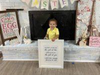 Kimberly Wieneke Adoption -- FB photo