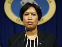 D.C. Mayor Bowser: Dem-Led House, Senate Will Pass D.C. Statehood, Bring it to Biden's Desk
