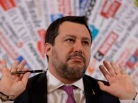 Italy's Salvini Calls for Open Churches on Easter