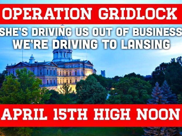 Michigan Conservative Coalition 'Operation Gridlock'