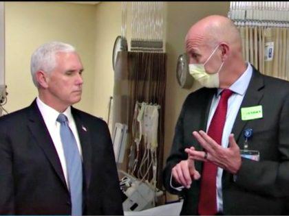 Mike Pence and Gov. Tim Waltz. 2 jpg