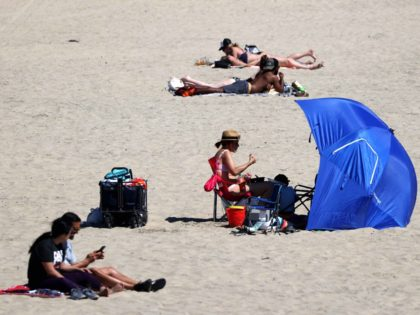 Newport Beach April 25 (Michael Heiman / Getty)
