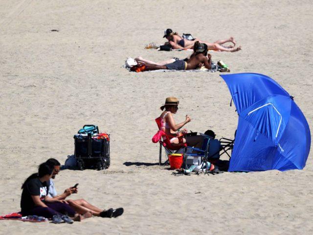 Newport Beach April 25 (Michael Heiman / Getty)