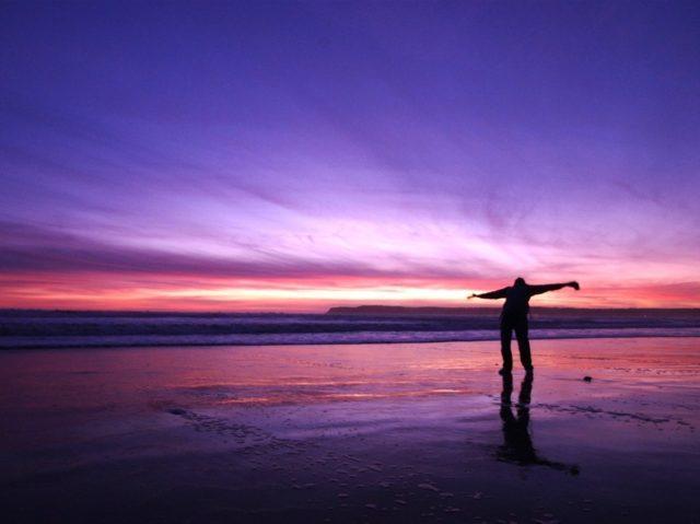 San Diego beach (Łukasz Lech / Flickr / CC / Cropped)