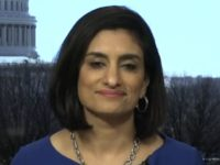 Seema Verma: 'Hopefully by June We're in a Different Place'