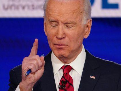 Sleepy Joe Biden (Mandel Ngan / AFP / Getty)