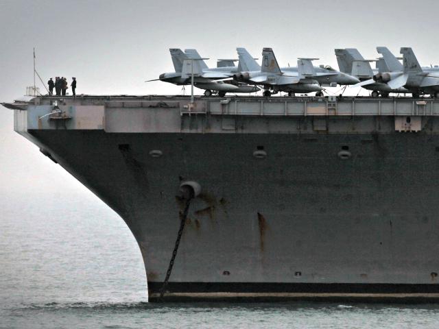 18 sailors aboard US Navy destroyer test positive for coronavirus