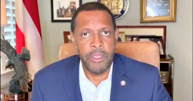 Vernon Jones to Biden: 'You're Not Entitled to Black Support