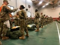 U.S. Army Puts Two-Week Hold on Recruit Basic Training over Coronavirus Concerns