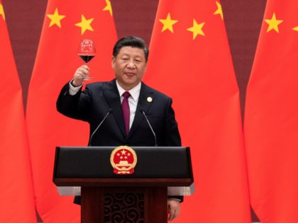 Xi Jinping – from the Comfort of Beijing – Demands Underlings 'Brave' Catastrophic Floods